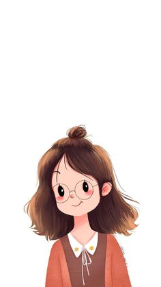 Cartoon Girl Images, Cartoon Girl Drawing, Cartoon Art Styles, Girl Cartoon, Character Design Animation, Character Drawing, Cute Photography, Kawaii Wallpaper, Cute Cartoon Wallpapers