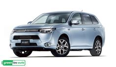 Mitsubishi Plug-in Hybrid   Mitsubishi Outlander Mitsubishi Motors Corp. has delayed the U.S. launch of its Outlander plug-in hybrid until 2015, two years after its global debut, because of bottlenecks in battery production.
