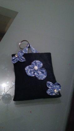 Chaveiro porta lenços