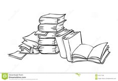 Pile Of Books - Download From Over 43 Million High Quality Stock Photos, Images, Vectors. Sign up for FREE today. Image: 31071798