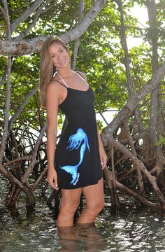 282a985a32 Green Mahi Mahi fishing onesize with straps dress. Sporty GirlsStarfishGirl  OutfitsNauticalMermaidNavy ...