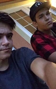 Austin Mahone & Alex Constancio❤️❤️❤️❤️