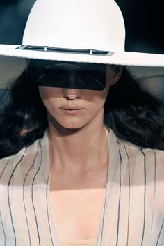 Hussein Chalayan Spring 2010  Repinned by www.fashion.net