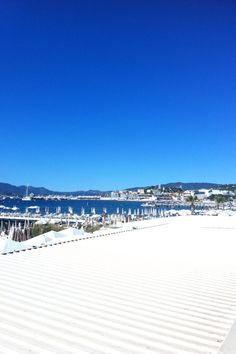 If I'll ever buy a beach house...it will be here <3  Cannes, France