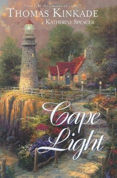 """Cape Light-Thomas Kincade has become a modern-day Norman Rockwell, painting, in his words, """"scenes that serve as places of refuge for battle-weary people."""" In this novel, he invites readers to enter a similar place of refuge: Cape Light. Nestled in Coastal New England, this picturesque little village is a seaside hamlet where folks still enjoy a strong sense of community, and everybody cares about their neighbors. they are friends and neighbors, doers and dreamers..Love the Series!"""