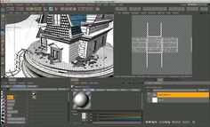 "a short video ""texture uv mapping with cinema 4D"" on Vimeo"