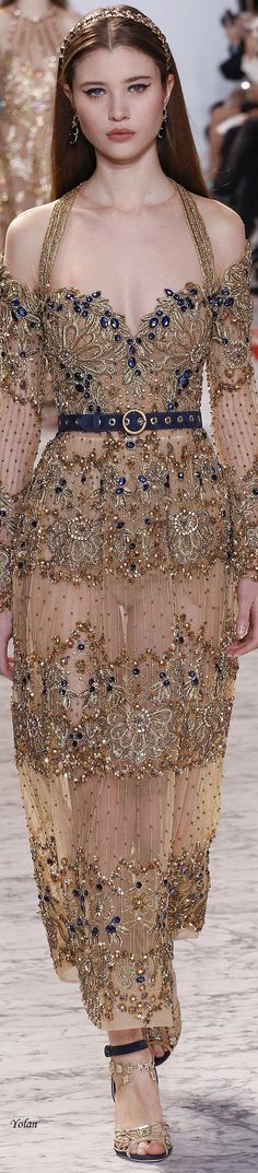 Want To Know About Shoes? Read This Elie Saab 2017 Spring Haute Couture Damenmode Style Haute Couture, Couture Fashion, Runway Fashion, Womens Fashion, Spring Couture, Cheap Fashion, Chanel Couture, Ladies Fashion, Fashion Week