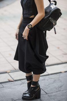 Audi Fashion Festival • Photo by Julien Boudet • bleumode.com
