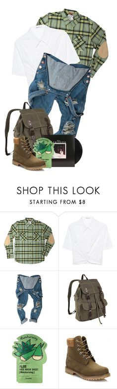 """""""conflagration {{ +tag"""" by mandalore ❤ liked on Polyvore featuring Iron & Resin, T By Alexander Wang, OneTeaspoon, Laurex, Tony Moly, Timberland, thankyou, sorry, stayalivefrens and frenshipmeansstayingalive"""
