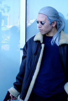 cosplay Ghost in the shell batou