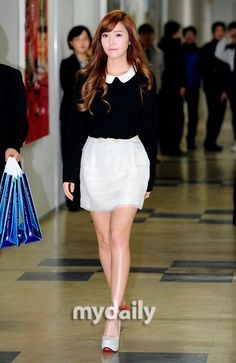 Jessica Jung #snsd #kpop #fashion