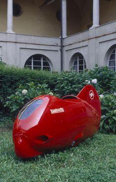 1951   Innocenti 125cc Lambretta Type C Record