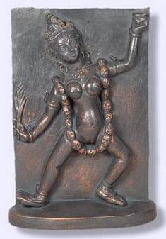 Dakini in Sanskrit means Sky Dancer, with sky connoting creativity and potentiality. This Tibetan Buddhism Dakini statue represents the instigator who pushes the aspirant toward enlightenment. Gautama Buddha, Tibetan Buddhism, Culture, Sanskrit, How To Memorize Things, Seasons, Statue, Creative, Books