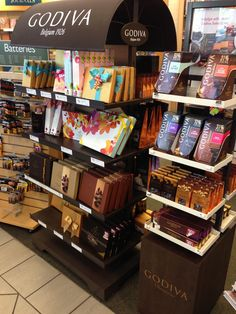What's Barnes & Noble doing selling Godiva chocolates at checkout? Stick to books & e-readers, please! (Barnes & Noble, Washington, DC, 7/14)