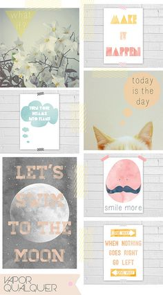 Etsy Take Five Tuesday by decor8, via Flickr - Vapor Qualquer shop