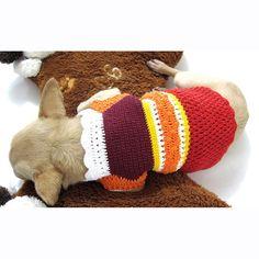 Reina traje Príncipe Custom perro ropa mascota gato por myknitt, $33.00