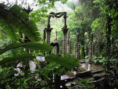 En el país surrealista, incluso hay castillos surrealistas en la mitad de la selva: Xilitla