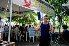 Festa do Caranguejo - Araquari   Foto de Jaqueline Ronsani #araquari #festadocaranguejo #prefeituradearaquari
