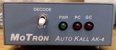 MOTRON Kall Auto Electronics AK4C AK-4 Decoder DTMF Relay Controller - http://electronics.goshoppins.com/home-automation/motron-kall-auto-electronics-ak4c-ak-4-decoder-dtmf-relay-controller/