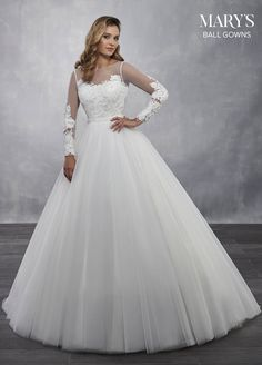 Romantic tulle ball gown with cotton embroidered lace applique and delicate  caviar beading adorning the natural 302b8b185793