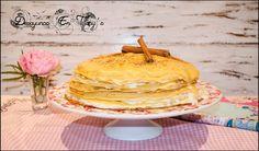 Desayunos en Tiffany´s: Tarta de frisuelos, arroz con leche y yema