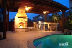 Outdoor Space - SouthernWind pools