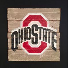 Ohio State Block O Vector Images Ohio State Buckeyes