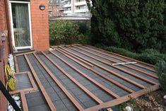 Terrassendielen sleber erneuern, DIY