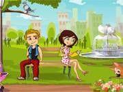 Cele mai tari  http://www.enjoycookinggames.com/tag/cool-makeover-games sau similare