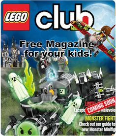 Free 2 year subscription for your kids.
