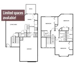 the best two bedrooms around san marcos student apartments