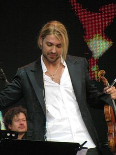 David Garrett beautiful ♡