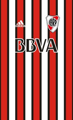 CA River Plate Alternativa 2018 Argentina Football, Football Wallpaper, Soccer, Carp, Naruto, Stickers, Football Gear, Netball Uniforms, Football Shirts