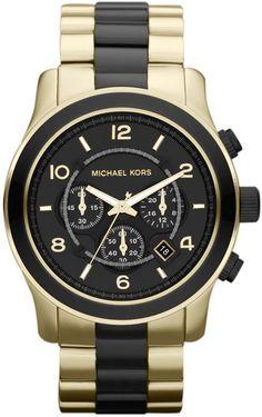 MK8265 - Authorized michael kors watch dealer - Oversized michael kors Runway , michael kors watch, michael kors watches