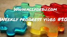 All For Bu: Weekly Progress Video #50...at home therapy, homeschool, progress, progress videos, sleep, speech, supplements, support, therapists, video, Wilbarger Brushing Protocol