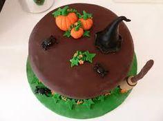 Resultado de imagem para ideias para bolos halloween