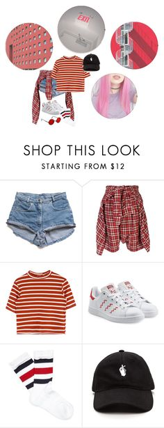 """""""🦁 [ MV ] ❝ That's My Girl ❞ Chinese Ver.  [ Lauren ]"""" by purrfectas ❤ liked on Polyvore featuring R13, adidas Originals, Gucci and purrtsmgrlera"""