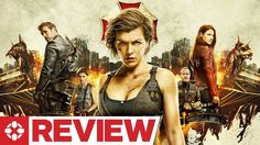 Resident Evil: The Final Chapter Movie Review - YouTube