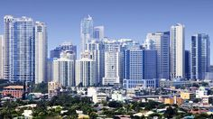 Photo about High rise condominiums and offices of fort bonifacio BGC modern financial and business district of metro manila in the philippines. Image of boifacio, bonifacio, building - 21017514 Regions Of The Philippines, Philippines Tourism, Tourism Department, Mindanao, Quezon City, Famous Places, Cebu, Capital City, San Francisco Skyline