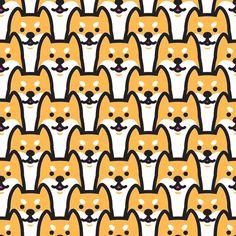 dog puppy vector doge shiba inu shiba bark woof michaelshillingburg michael shillingburg bork bork bork trending #GIF on #Giphy via #IFTTT http://gph.is/1U89dSv
