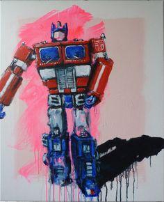 Still life with optimus prime x seabastion toast Optimus Prime, Still Life, Toast, Plush, Paintings, Paint, Painting Art, Painting, Painted Canvas