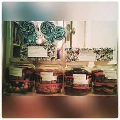 Visit http://www.getitgirlstyle.com/diy-crafts/  #party #Treats #Ready #Labels #Jars #DiyCrafts #Yay #SoExcited #Bellas #BirthdayParty