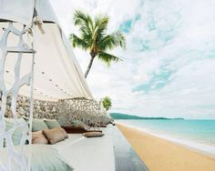 Casa de La Flora (Khao Lak, Thailand) - Jetsetter This looks awesome The Places Youll Go, Places To See, Khao Lak Beach, Casa Hotel, Lamai Beach, Wow Photo, Koh Chang, All Nature, The Fresh