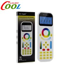 MiLight Remote Control For LED Track light 2.4GHz Or LS1 Milight 4 in 1 Smart Controller Directions Adjustabe