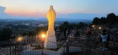 Abortionist Has Terrifying Vision at Medjugorje, Converts on the Spot Blessed Mother Mary, Blessed Virgin Mary, Divine Mercy, The Donkey, People In Need, Bosnia And Herzegovina, Pilgrimage, Our Lady, Choir