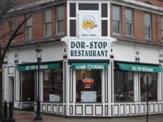 Dor-Stop Restaurant... PITTSBURGH (Dormont) 1430 Potomac Avenue 15216 412.561.9320 You cannot find a better breakfast.