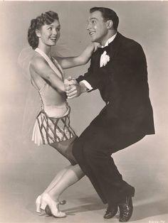 Debbie Reynolds & Gene Kelly