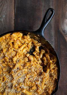 Pumpkin Macaroni and Cheese Recipe