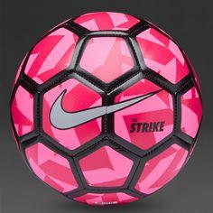 eb0dad7f3c Nike Duro Strike - Football Balls - Hyper Pink Black (Wolf Grey)