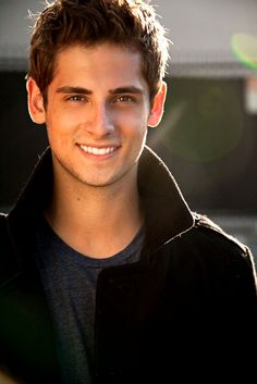 Jean-Luc Bilodeau ilysm☺ I had the HUGEST crush on him when I was younger